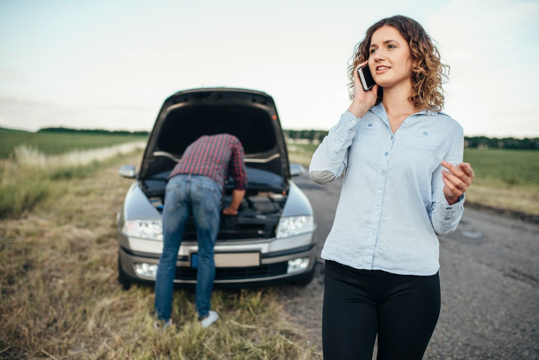 pomoc na drodze